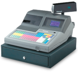 Cash Register - Pinnacle Systems suppy cash registers and tills in the Garden Route of South Africa, including George, Knysna, Mossel Bay, Plettenberg Bay and Oudtshoorn